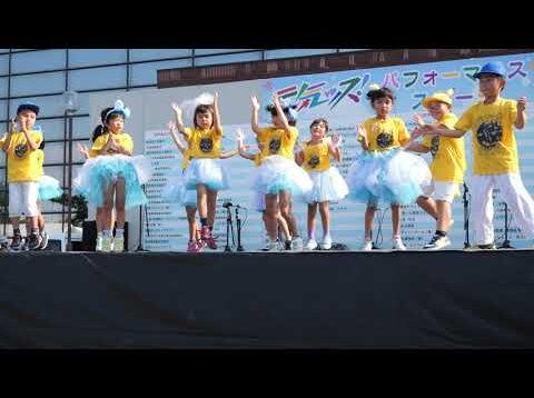 【4K】キッズダンス「元気ッス!へきなん④」@2019年08月03日