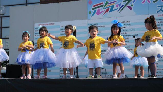 【4K】キッズダンス「元気ッス!へきなん①」@2019年08月03日