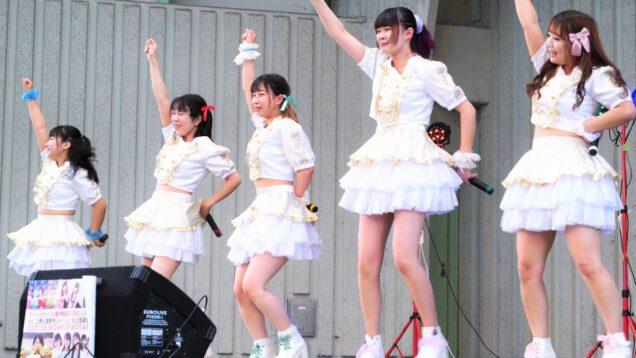 虹色キャンパス/α7III[4K]アイドルキャンパス上野公園20210516