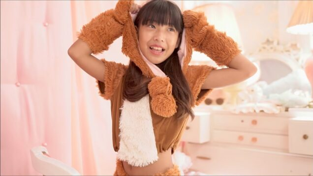 Disney's Chip and Dale Hiyorin JS5(11 years old )==キタ━(゚∀゚)━!