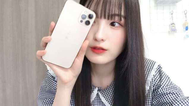 【iPhone12】女子高校生のスマホの中身紹介♪