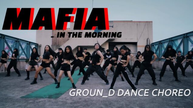 "ITZY(있지) ""마.피.아. In the morning"" choreography by_HANNA [그라운디 2호점 창원] @GROUN_D"