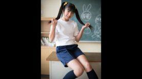 【 JS卒業でラスト体操着 】 小学生卒業のMIO JS最後の体操着でした===(;^_^A