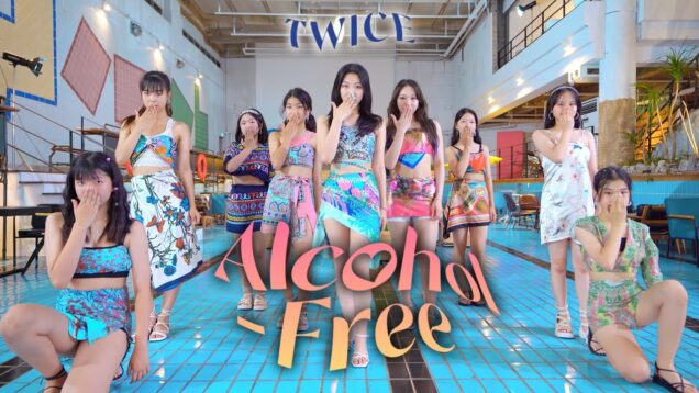 "TWICE(트와이스) ""Alcohol-Free"" DANCE COVER @GROUN_D"