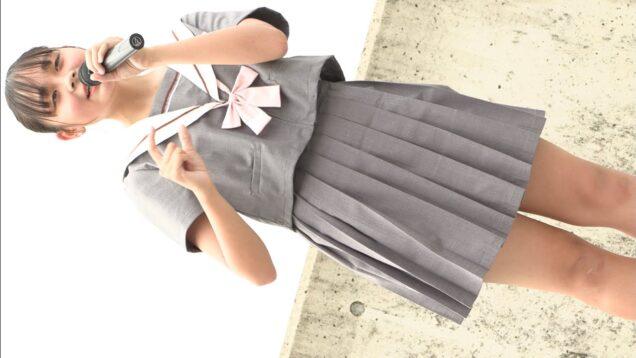 【4K/60P】20210704 すぱぁくる☆『365日の紙飛行機(AKB48)』(放課後Party @片山津温泉 湯の元公園)