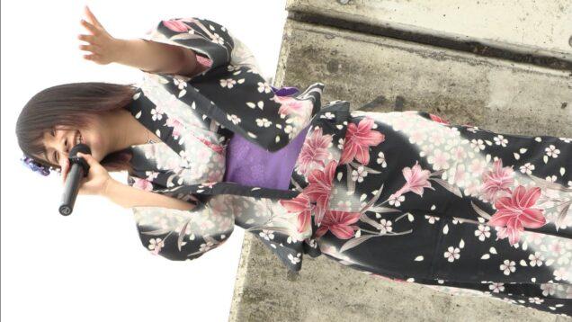 【4K/60P】20210704 とよたゆい (Malice in cute)「放課後Party」@石川県加賀市・片山津温泉 湯の元公園