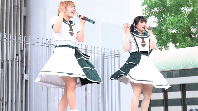 【4K/α7ⅲ・2470GM】堀江学院(Japanese idol group Horie Gakuin)Idol Campus & IDOL 33STAGE in 若宮広場 2021年7月3日(土)