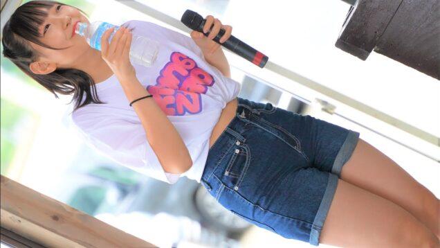 ②【4K/α7Sⅲ/60p】七姫あいり/Airi Nanahime RISING/ZERO-Ⅴ(Japanese idol)オリジナル曲「七色」海 de LIVE & 撮影会 2021年7月4日(日)