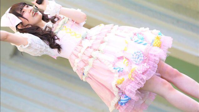 【4K/a7Sⅲ/60p】スイーツメロディ(Japanese idol group Sweets Melody)Idol Campus/アイドルキャンパス 上野公園水上音楽堂 2021年6月17日(木