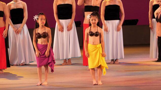 【4K】キッズハワイアンダンス「2019年06月16日⑤」@第52回多治見市市民文化祭