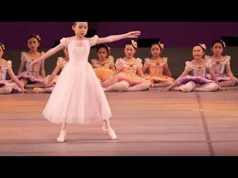 【4K】キッズバレエ「2019年06月16日②」@第52回多治見市市民文化祭