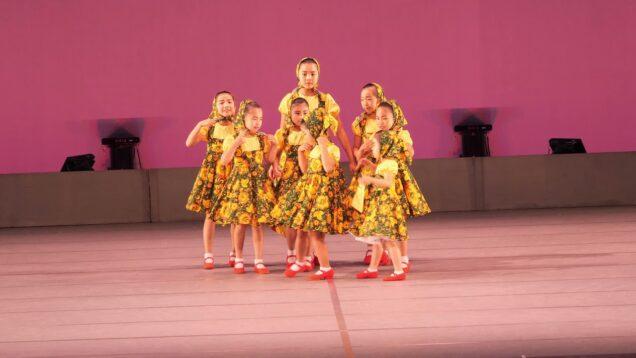 【4K】キッズダンス「2019年06月16日⑧」@第52回多治見市市民文化祭