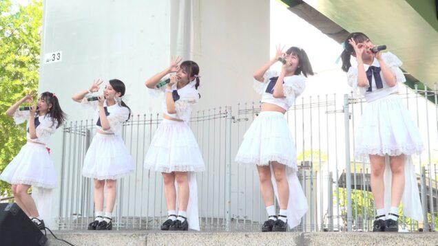 【4K】20210703 代々木女子音楽院「アイドルキャンパス/idol campus」@愛知県名古屋市・若宮広場