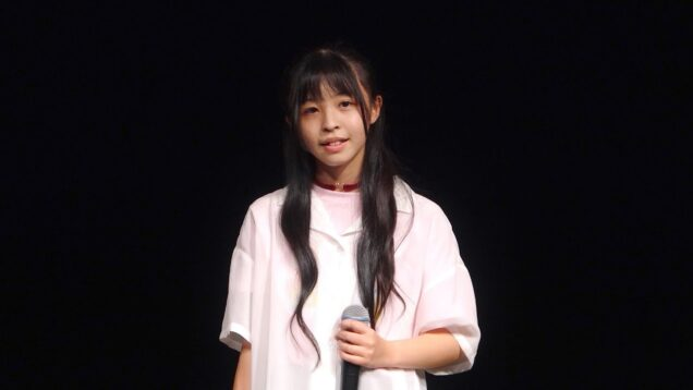 小島 菜々海「A Song for ××」「ハルカ」 スタたんVol.4 東京アイドル劇場mini@YMCAスペースYホール 2021年7月23日