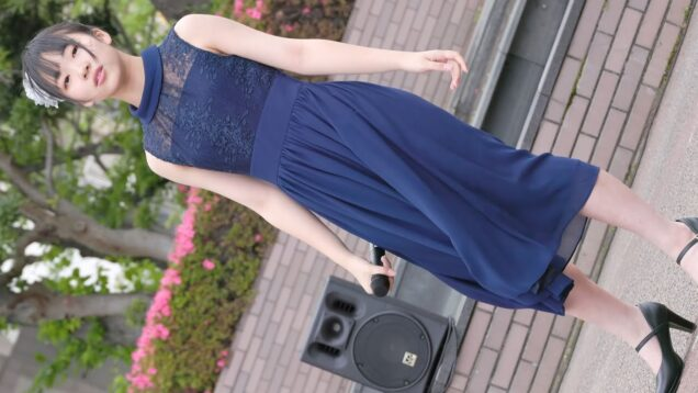 【EOS R5/4K】 梅谷心愛 〈カラオケバトル100点の天才歌姫〉/千葉ポートスクエア 20210503 [4K]