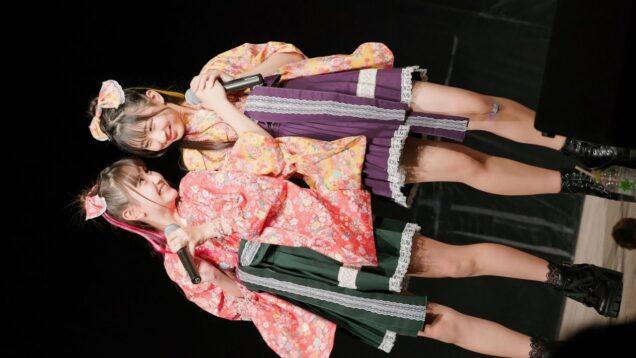 【EOS R5/4K】 [コラボ] 櫻井佑音&野乃あいみ/東京アイドル劇場mini 20210606 [4K]