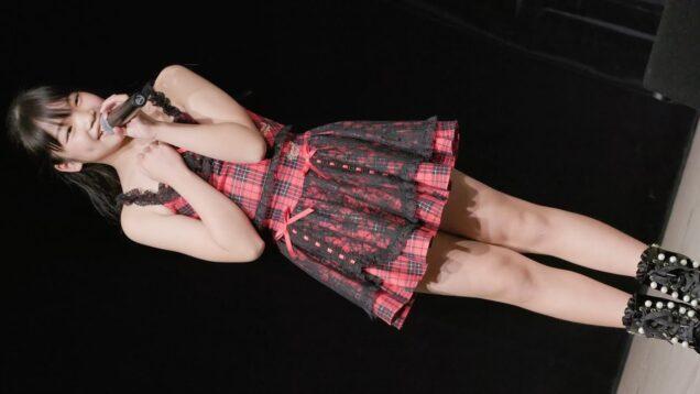 【EOS R5/4K】 田村千尋/東京アイドル劇場mini ソロSP 「I WISH/モーニング娘。」 20210429 [4K]