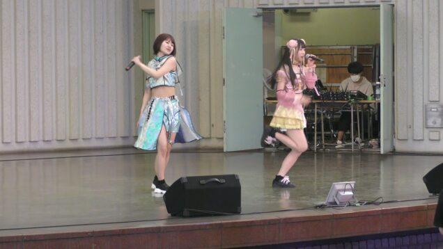 ⑧Ever!BE 迷わないっっ‼︎『idol campus vol.272~アイドルキャンパス上野公園水上音楽堂編~』2021.06.29(Tue.)