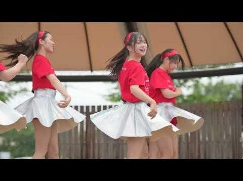 あかぎ団 「Sakura超特急」 2021/07/03 前橋公園 2部