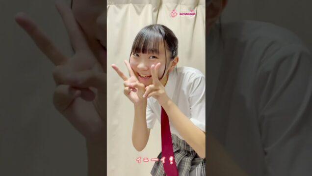 初ショート動画❣️制服公開❣️#shorts