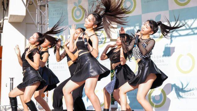 タン・サ・サ 女子中高生アイドル 固定カメラ ダンス&ボーカル Japanese girls Idol group [4K]
