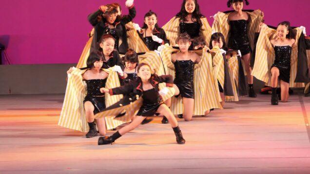 【4K】キッズダンス「2019年06月16日㊲」@第52回多治見市市民文化祭
