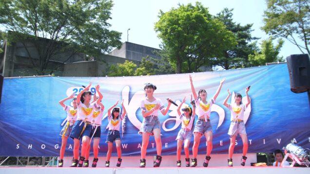 【4K60P】IM Zip(アイムジップ)「いみずいっぱーい」第35回庄川水まつり 固定カメラ 2019/8/3