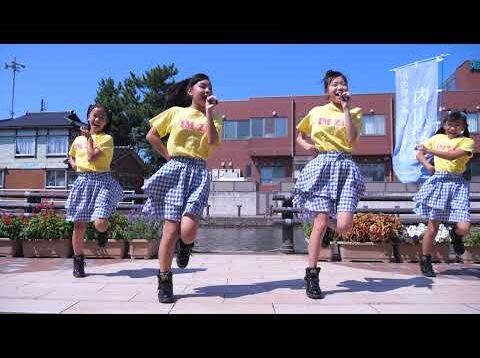 【4K60P】IM Zip(アイムジップ)「SING A SONG」射水市のじた盆踊り 川の駅新湊 1部 固定カメラ 2021/7/31