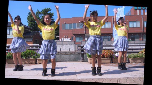 【4K60P】IM Zip(アイムジップ)「SING A SONG」射水市のじた盆踊り 川の駅新湊 2部 固定カメラ 2021/7/31