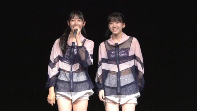 AYANA+MIINA(Si☆4) Dance Challenging Vol.02-① 2021.7.31 東京アイドル劇場mini YMCA