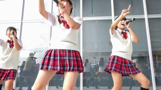 リリシック学園 「C.P.U !? (Cheeky Parade)」 アイドル ライブ Japanese idol group [4K]