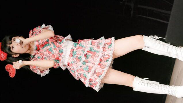 【EOS R5/4K】 Runa☆(ろっきゅんろーる♪)/東京アイドル劇場mini ソロSP 「ドキドキベイビー/真野恵里菜」 20210731 [4K]