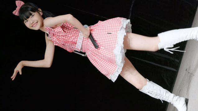 【EOS R5/4K】 Runa☆(ろっきゅんろーる♪)/東京アイドル劇場mini ソロSP 「プリーズミニスカポストウーマン!/スマイレージ」 20210723 [4K]