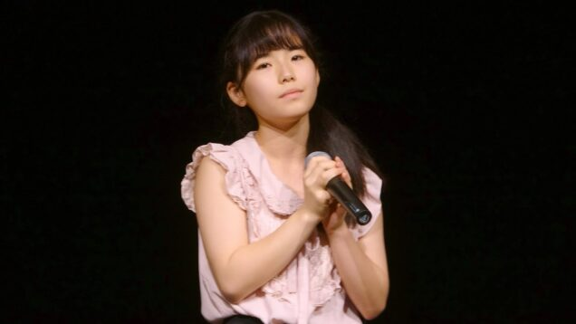 風吹「Everything」「Love Love Love」 スタたんVol.5 東京アイドル劇場mini@YMCAスペースYホール 2021年8月15日