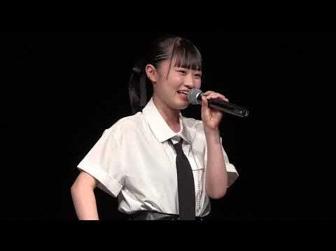 茂木結菜「koi-wazurai」「瞬き」 スタたんVol.5 東京アイドル劇場mini@YMCAスペースYホール 2021年8月15日