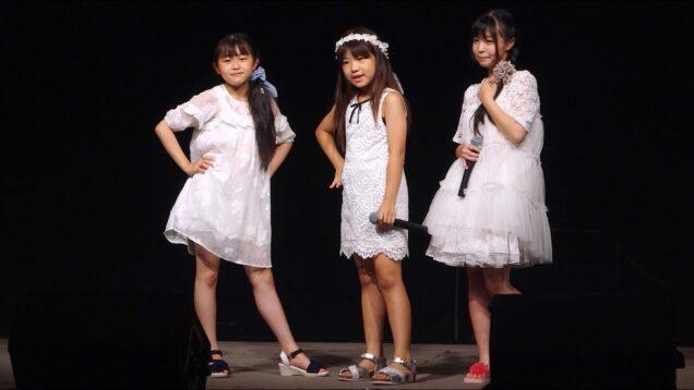 かぐらと那月と小島菜々海 東京アイドル劇場mini@YMCAスペースYホール 2021年8月9日