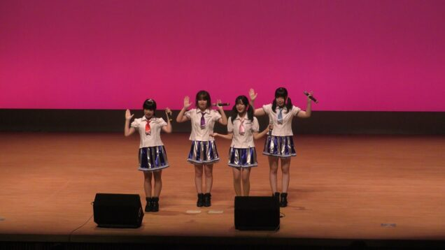 re-mito『SANO DREAM LIVE VOL.02』2021.07.10(Sat.)葛生あくとプラザ大ホール【広角ver.】