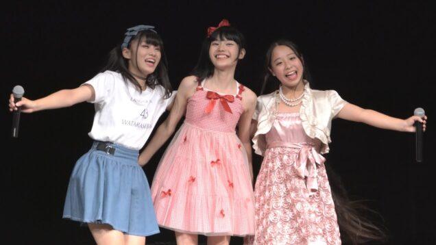 ろっきゅんろーる♪定期公演~Runa☆生誕祭~コラボゲストMihiro  2021.7.31 東京アイドル劇場mini YMCA