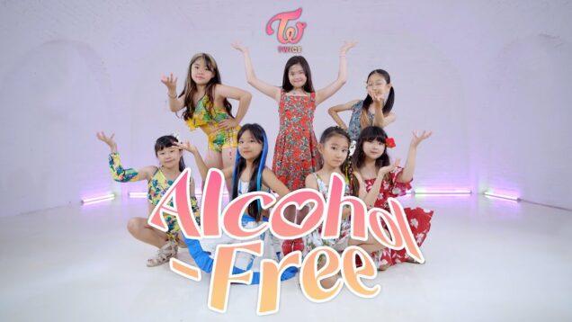 "TWICE(트와이스) ""Alcohol-Free"" DANCE COVER (KIDS DANCE Ver.) @GROUN_D"