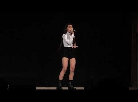 島津心美「カブトムシ」「ハピネス」 スタたんVol.5 東京アイドル劇場mini@YMCAスペースYホール 2021年8月15日