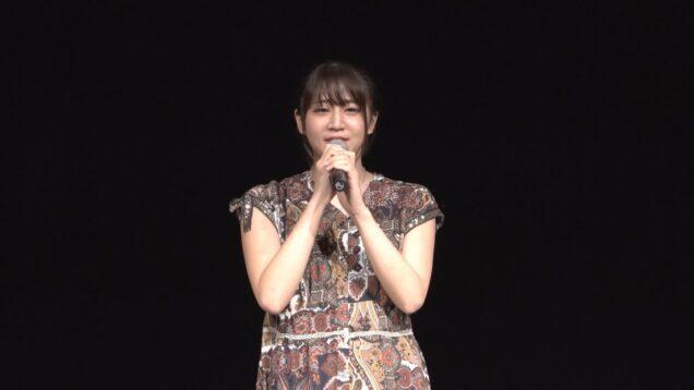 ちゃーこ(YJC) Dance Challenging Vol.02-② 2021.7.31 東京アイドル劇場mini YMCA