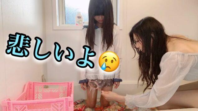 【ドッキリ】ママがお菓子すくい下手すぎたら娘がまさかの一言・・・