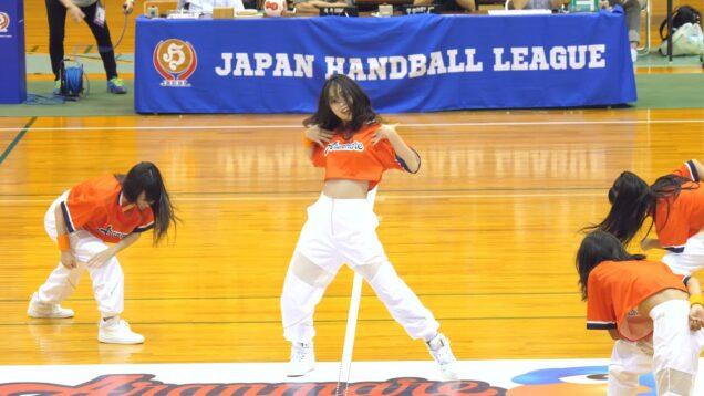 【4K60P】ORANGEPURE「オランジェピュール(アランマーレハンドボールチーム公認ダンスユニット) 」 2021/9/12